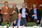 The Beer Academy Beer Sommelier Accreditation Dinner
