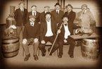 Movember Madness at Badger Ales in Blandford 2011
