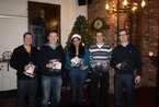 The Young Members of the IBD Midlands Section Christmas Pub Quiz
