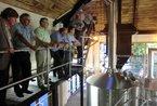 IBD Midlands Brewery Tour 2012
