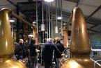 IBD Midlands trip to Penderyn Distillery in South Wales