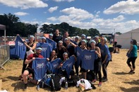 Young Patrons do Tough Mudder 2018