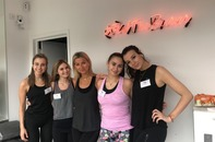 Life & Style Spin & Nutrition Event at BURNR