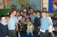 Wolfson Hillel School Visit