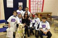 Sinai School Visit
