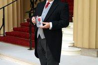 Malcolm Ozin MBE