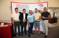 Hartsbourne Golf Day 2015